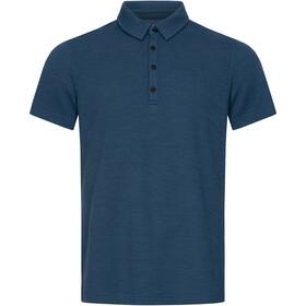 super.natural Wenger Polo Men, azul